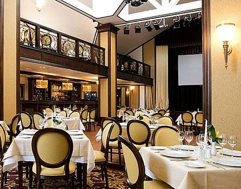 Le Restaurant de L'Hôtel Smolino