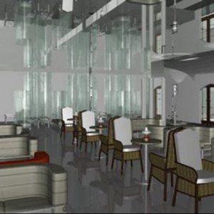 Restaurant LUXE à Ekaterinbourg