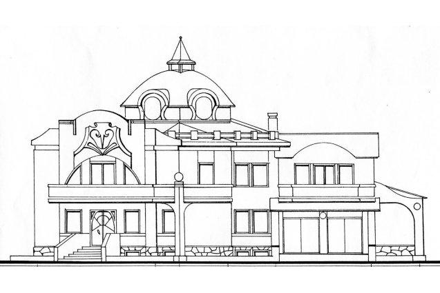 Villa 340 M²