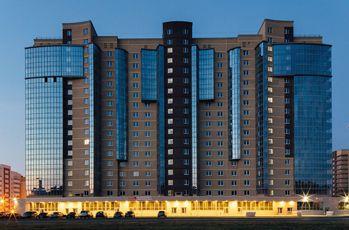 Complexe commercial et habitation Tcheliabinsk